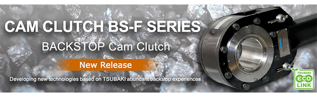 CAM CLUTCH BS-F SERIES
